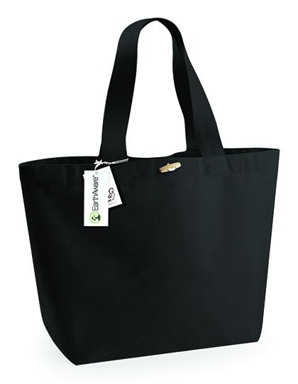 WM855 Westford Mill EarthAware™ Organic Marina Einkaufstasche XL